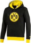 bvb dortm badge hoody f02