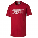 Triko Puma AFC Graphic Arsenal Cannon Tee Chili Pep