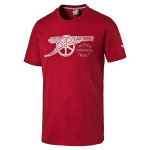 AFC Graphic Arsenal Cannon Tee Chili Pep