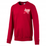 Mikina Puma AFC Graphic Shoe Crew Sweat Rio Red
