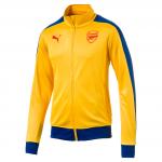 Bunda Puma AFC T7 Jacket Spectra Yellow