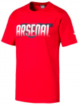 Triko Puma Arsenal FC Fan CANNON Tee