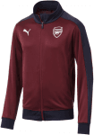 Arsenal FC Fan T7 Track Jacket Pomegrana