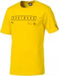 Triko Puma BVB Fan Tee Cyber Yellow