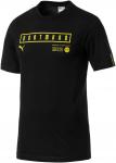 Triko Puma BVB Fan Tee Black