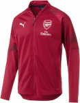 Arsenal FC Stadium Jacket WITH Sponsor