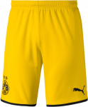 Puma BVB Shorts Away Replica 2019/20 Rövidnadrág