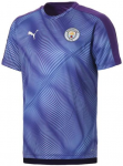 manchester city prematch shirt lila