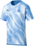 olympique marseille prematch shirt