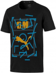 olympique marseille dna t-shirt