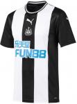 NUFC HOME Shirt Repl w spon