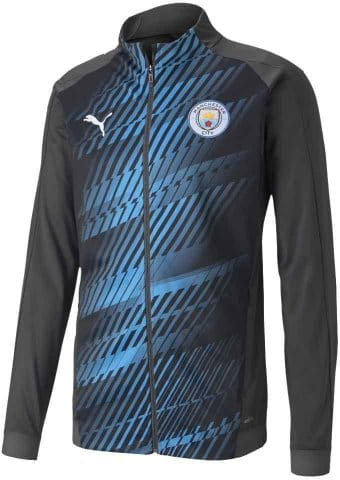 MCFC Stadium League Jacket