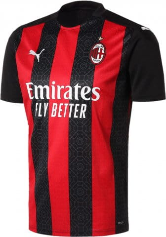 AC MILAN HOME REPLICA MEN'S JERSEY 2020/21