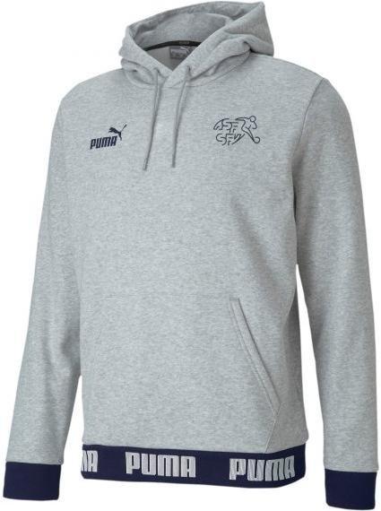 Hooded sweatshirt Puma switzerland ftblculture hoody