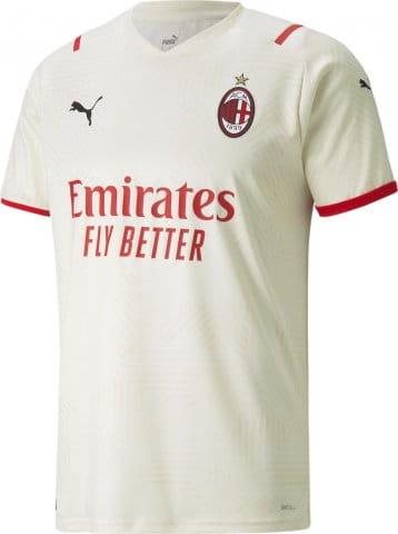 Pánský dres s krátkým rukávem Puma AC Milán 2021/22, hostující