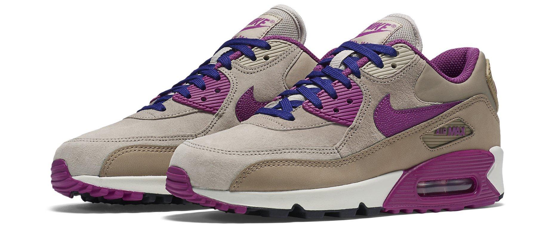 ... Dámské RXphOy6v Obuv Nike WMNS AIR MAX 90 LTHR ... e484b60094