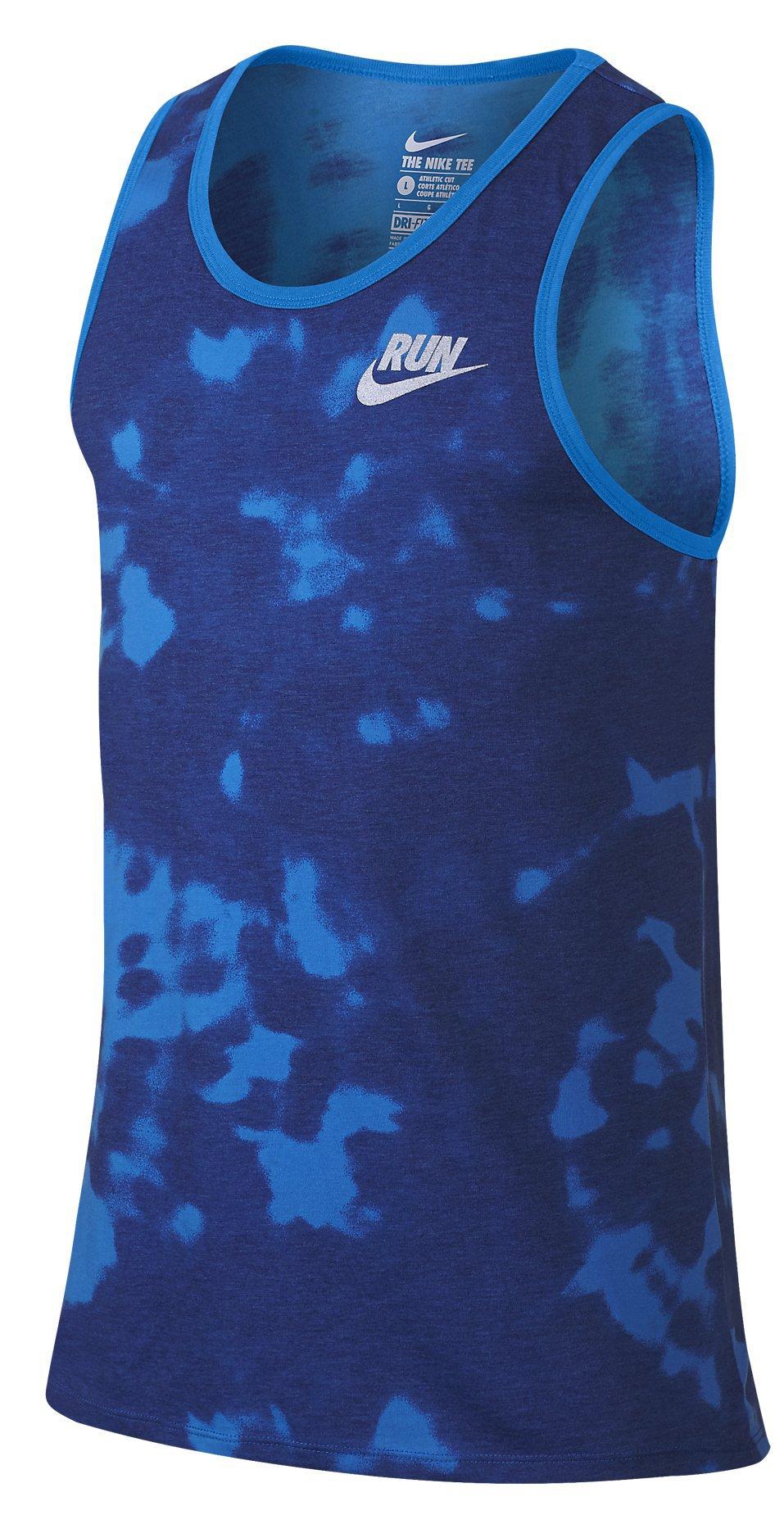 Nike Run Tie-Dye