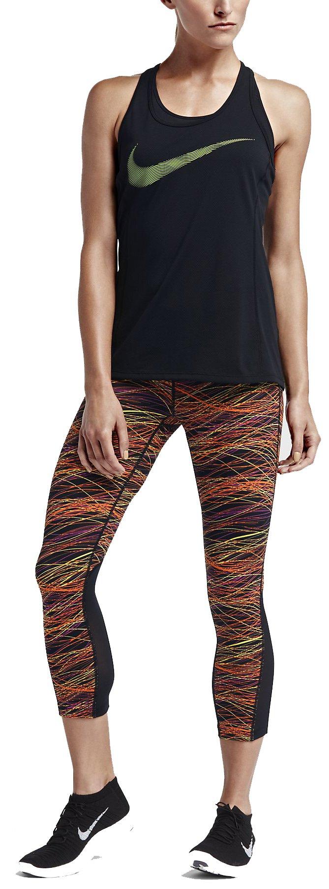 Běžecké tříčtvrteční legíny Nike Epic Lux Crop PR