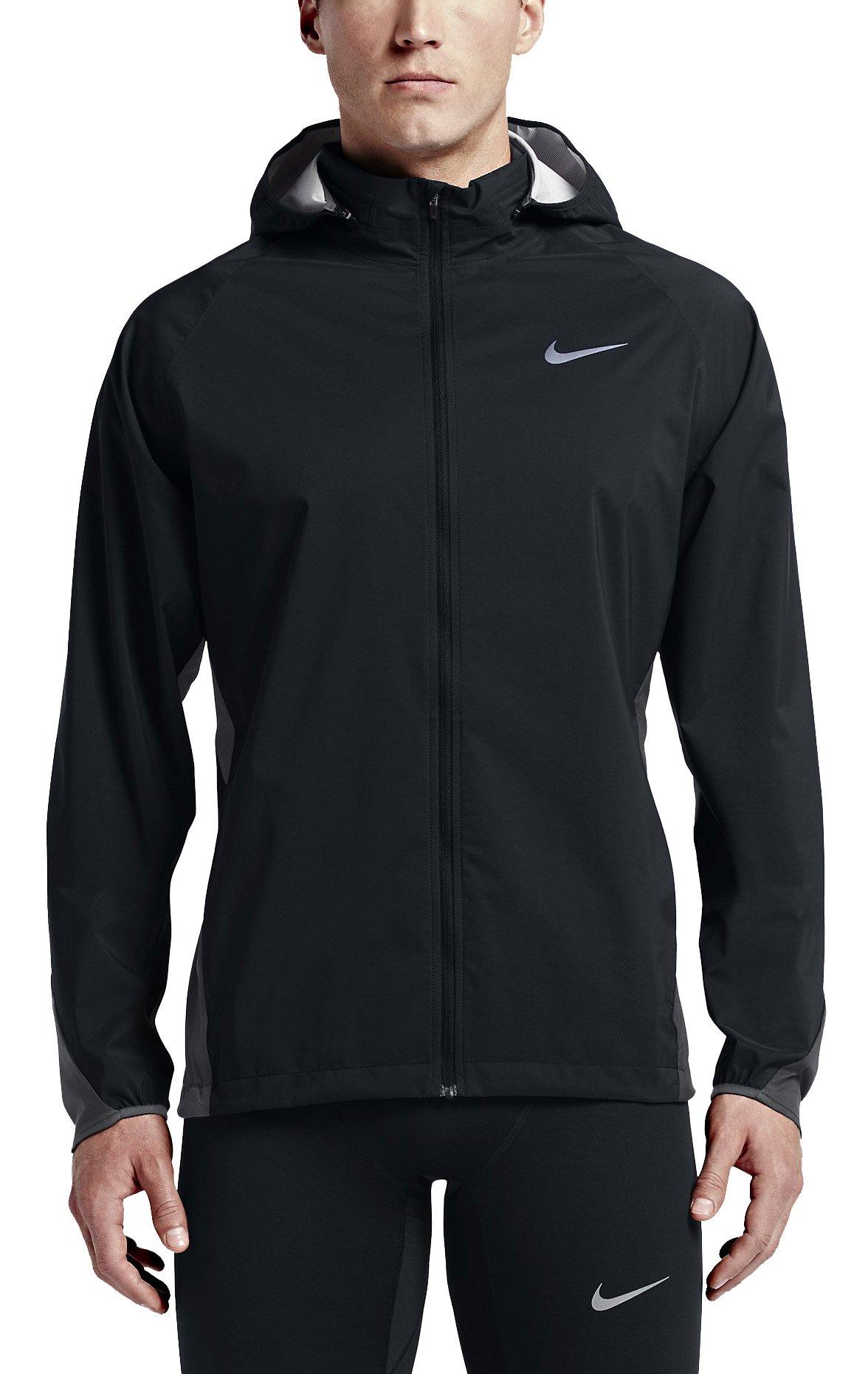 Běžecké bunda s kapucí Nike Shield