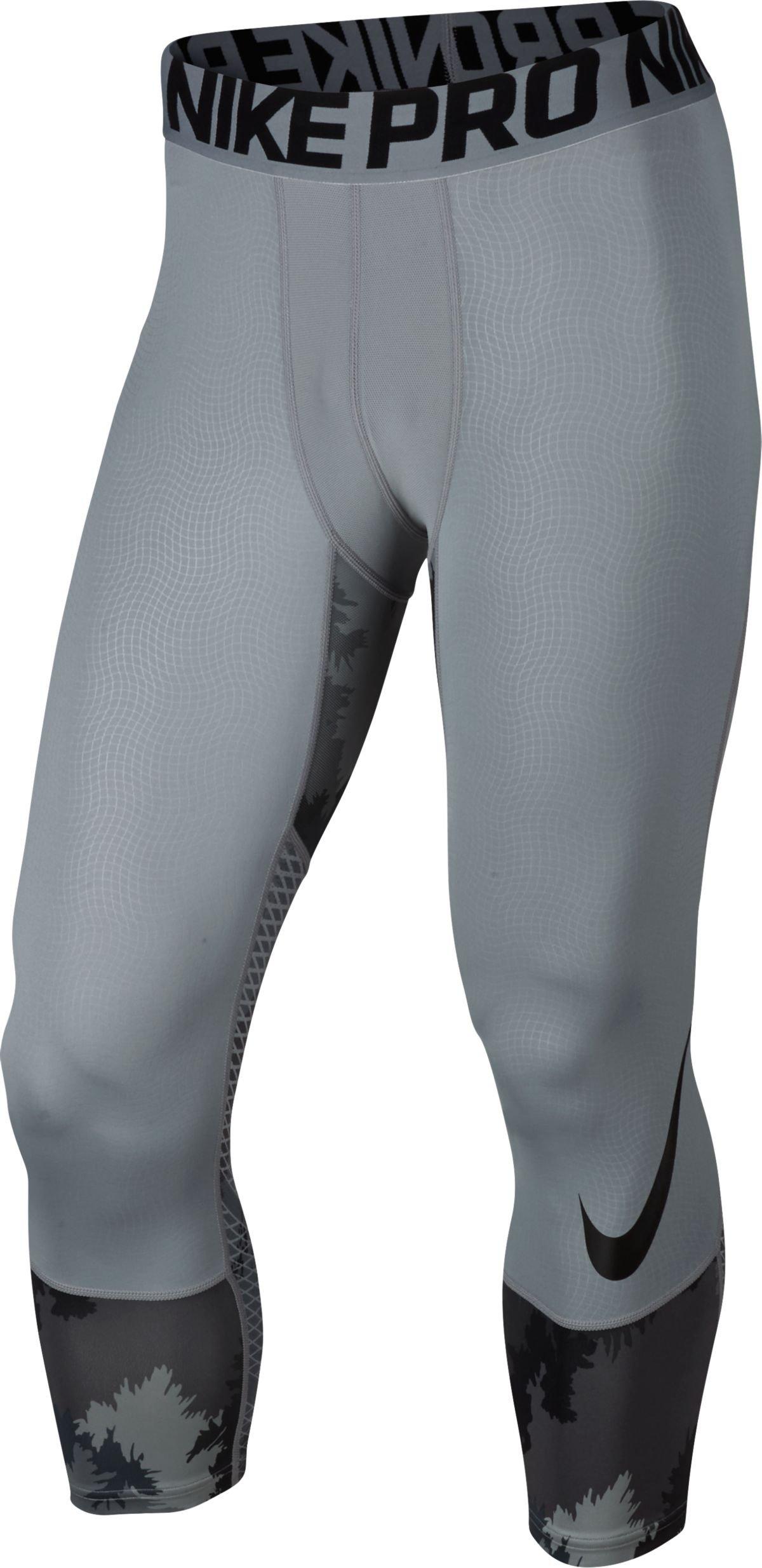 Kalhoty 3/4 Nike M NP HPRCL TGHT 3QT AOP