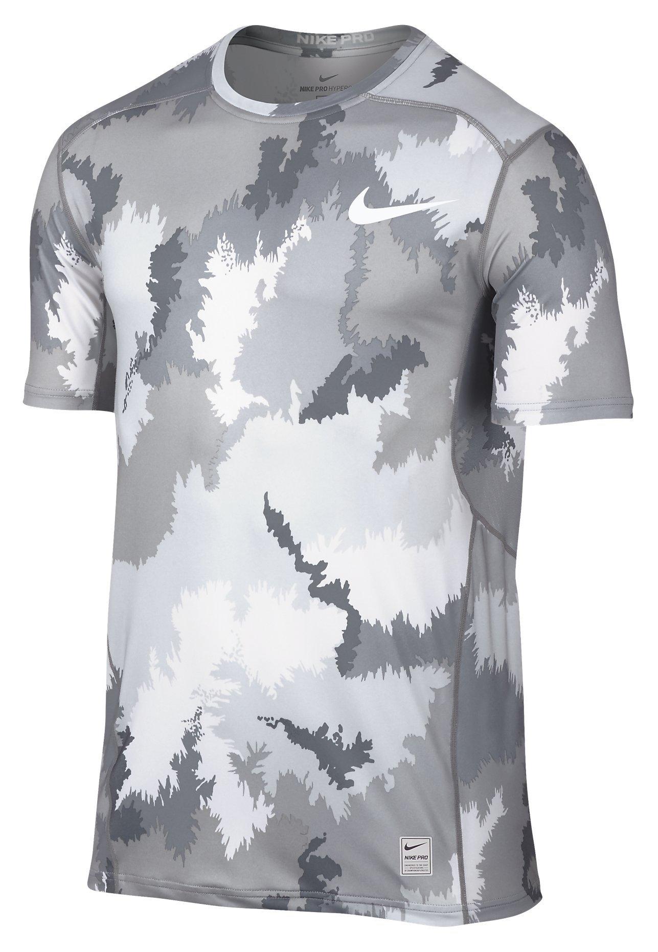 Kompresní triko Nike M NP HPRCL TOP SS FTTD AOP
