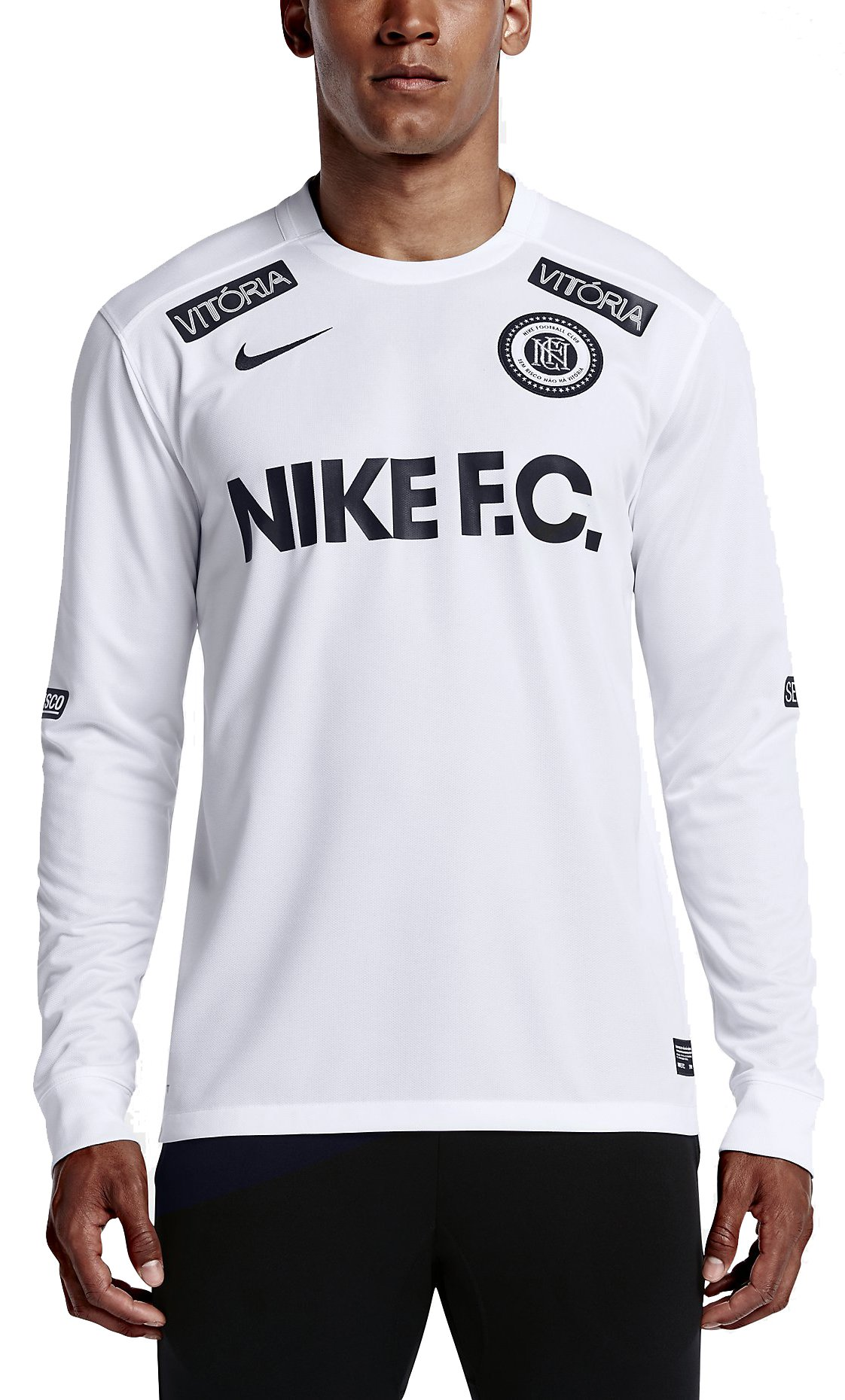 Nike F.C. Graphic Long Sleeve