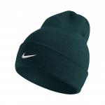 Čepice Nike SWOOSH BEANIE - BLUE