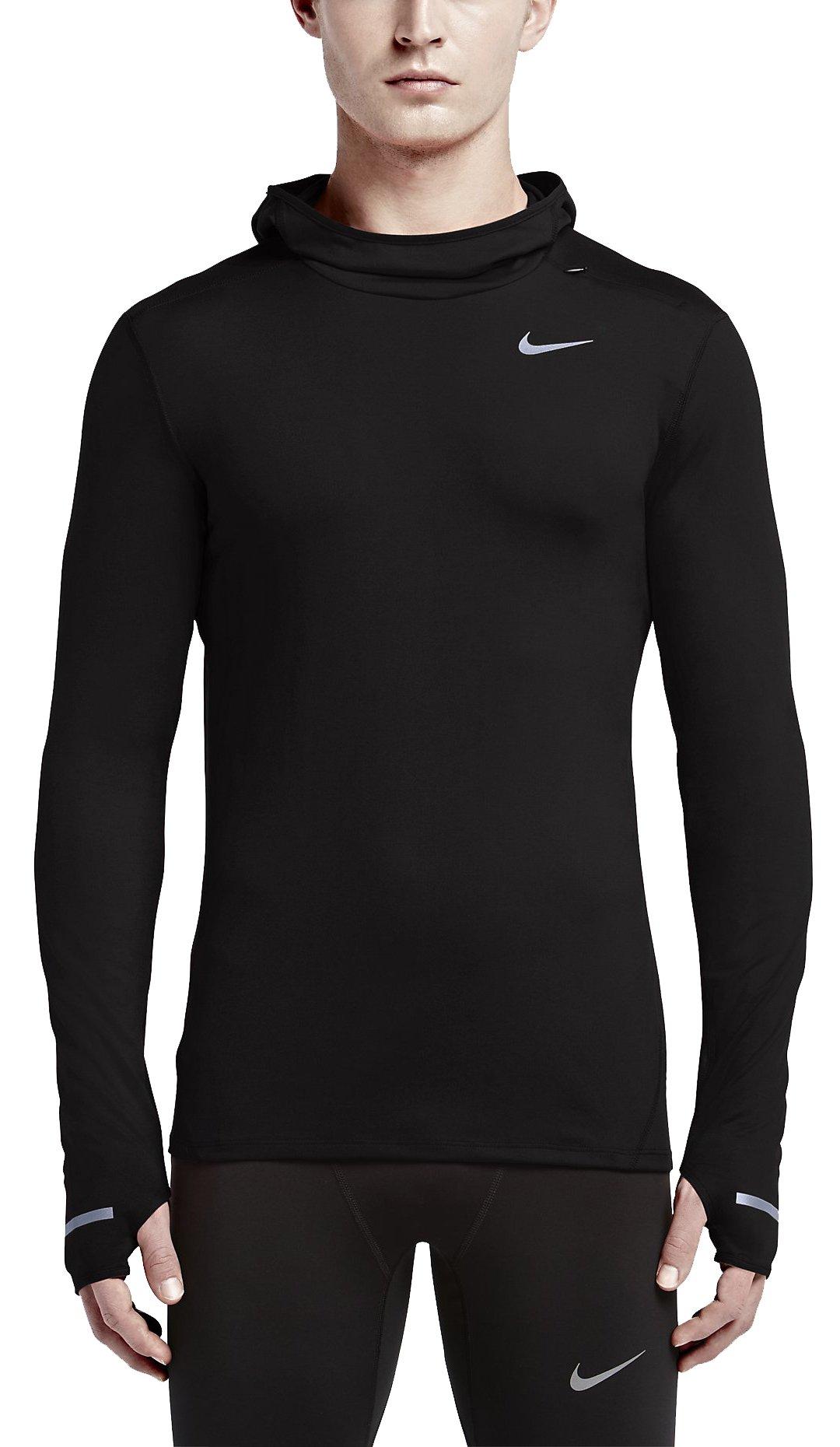 Běžecká mikina s kapucí Nike Dri-FIT Element