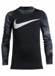 Triko s dlouhým rukávem Nike B NP HPRWM TOP LS AOP CREW