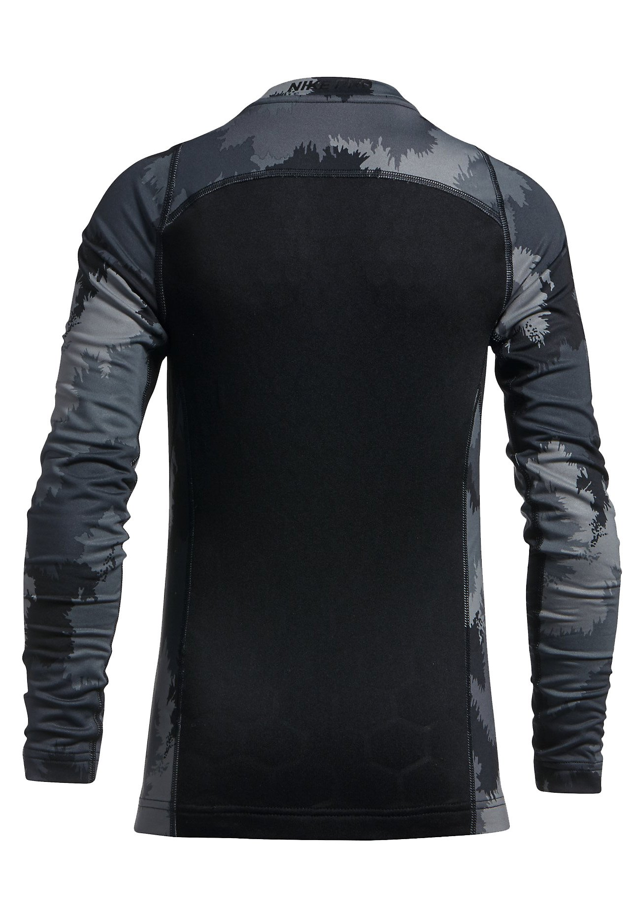 Long Sleeve T Shirt Nike B Np Hprwm Top Ls Aop Crew