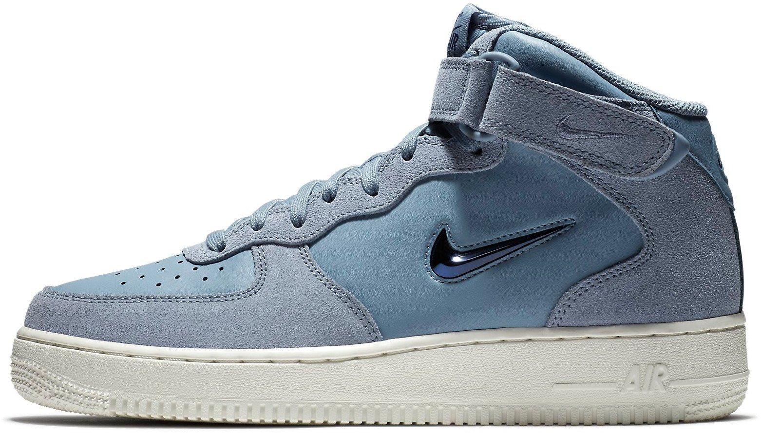 Nike Sneaker Nike Air Force 1 Mid '07 Nate negli anni