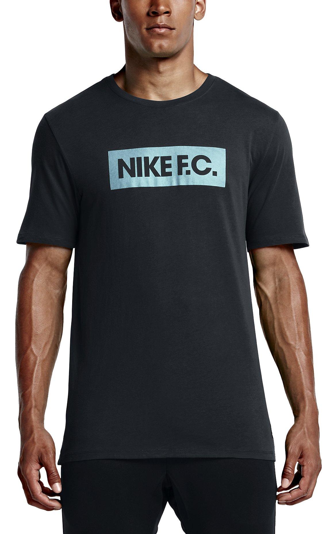Tričko s krátkým rukávem Nike FC Color Shift Block