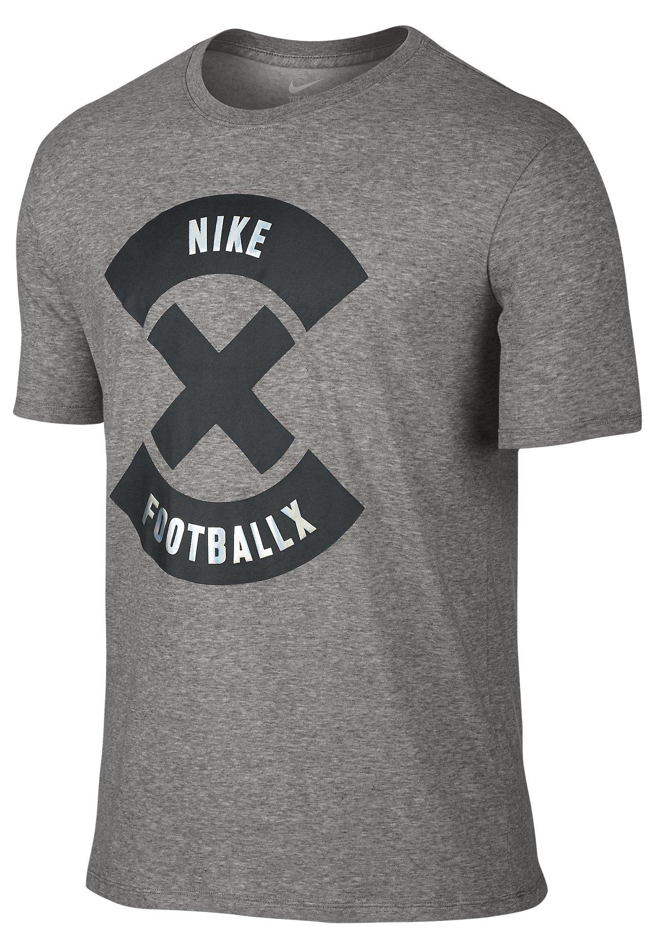 Tričko s krátkým rukávem Nike  Football X Logo