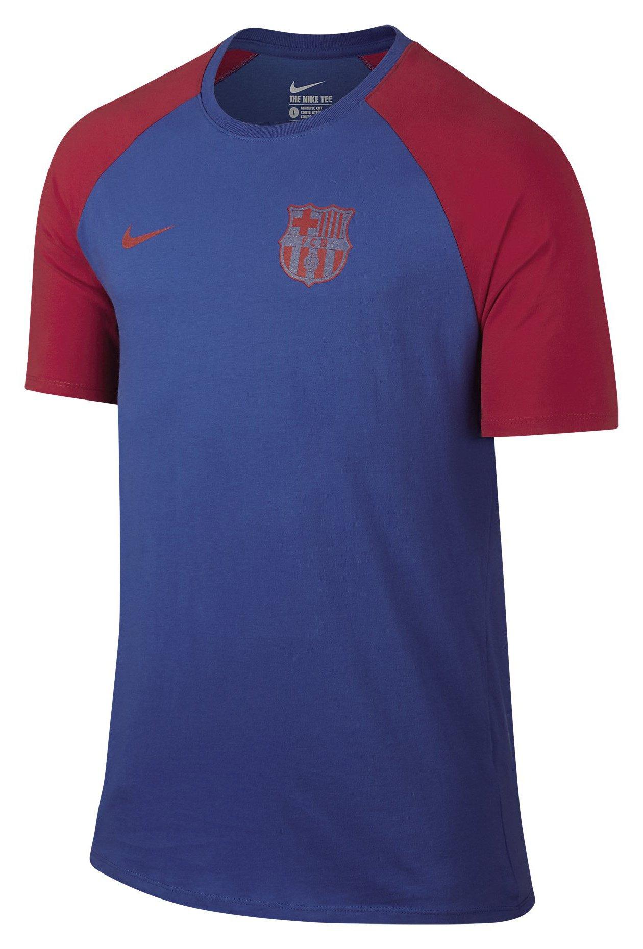 Tričko s krátkým rukávem Nike FCB Match