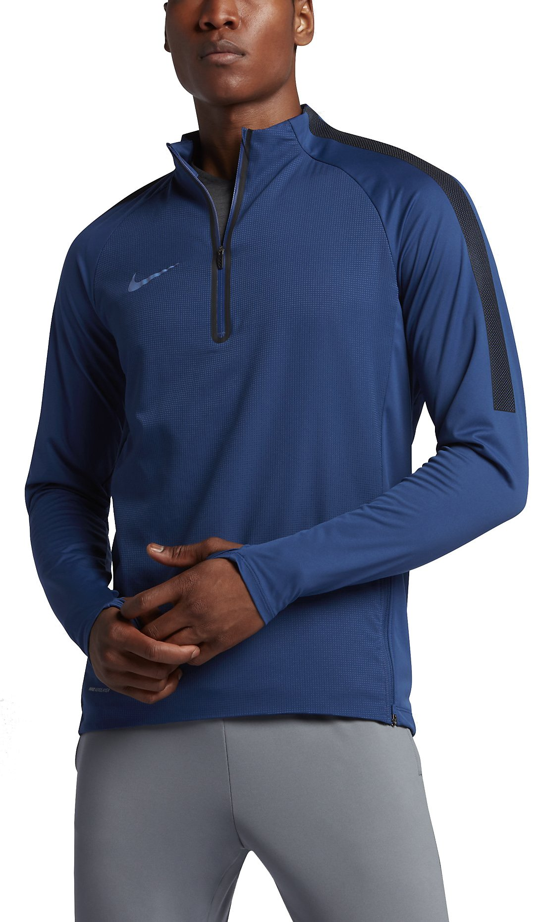 Tričko s dlhým rukávom Nike M NK AROLYR RPL STRKE DRIL