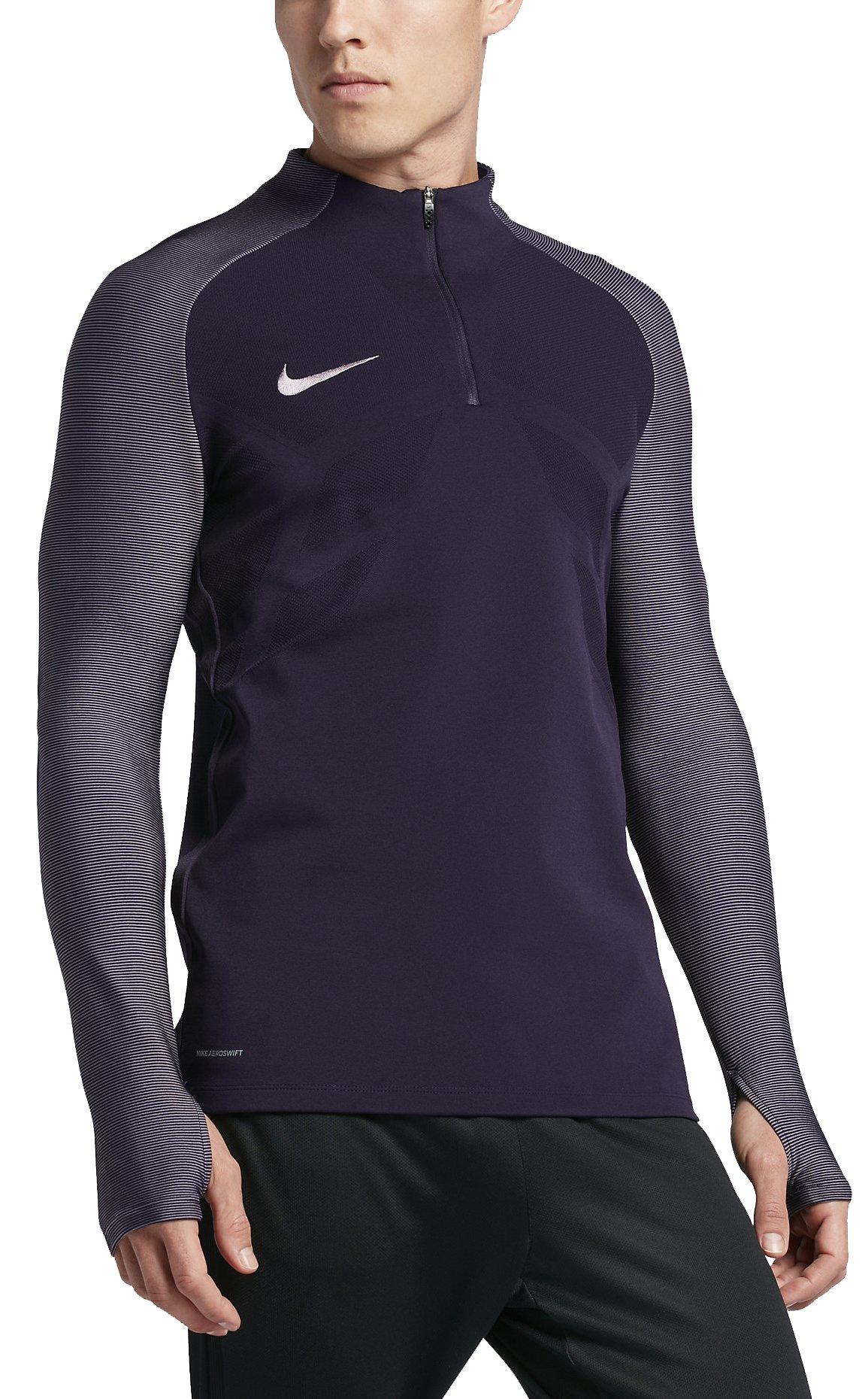 Tréninkové triko s dlouhým rukávem Nike Strike Dril