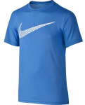 Triko Nike LEG TRAINING CAT HOOK TEE YTH