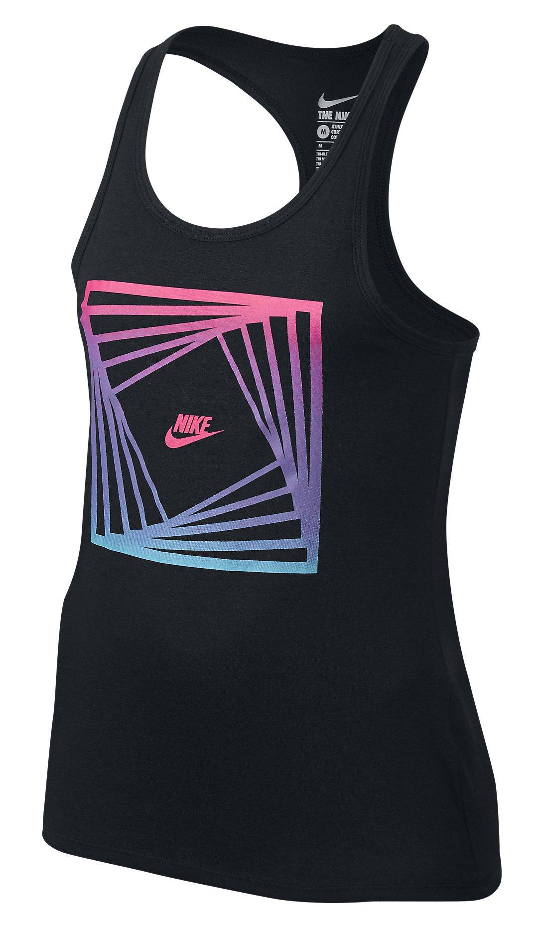 Dívčí tílko Nike Block