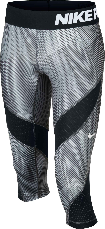 Kalhoty 3/4 Nike PRO HYPRCOOL CPRI AOP YTH