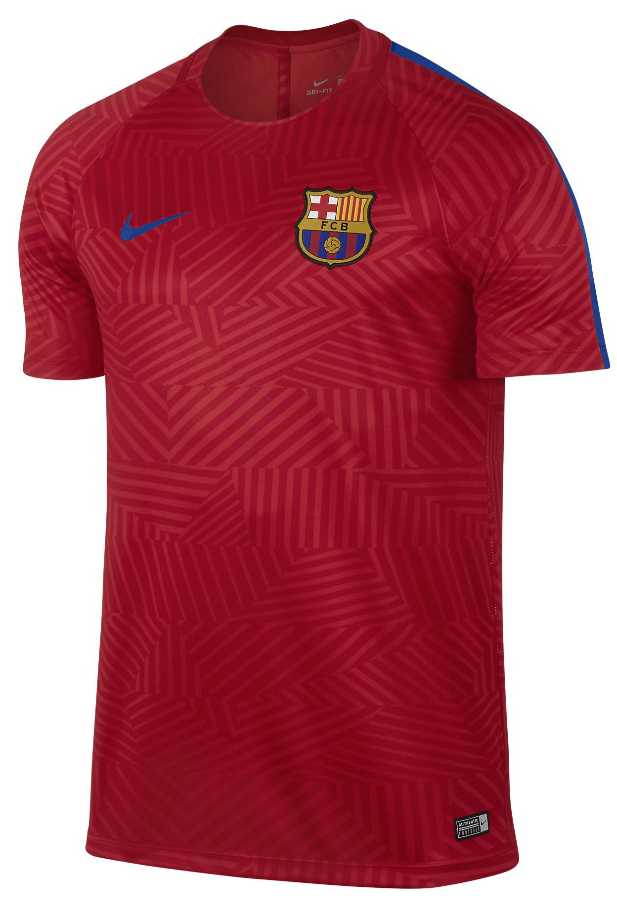 Fotbalový dres Nike F.C. Barcelona Dry Squad Graphic