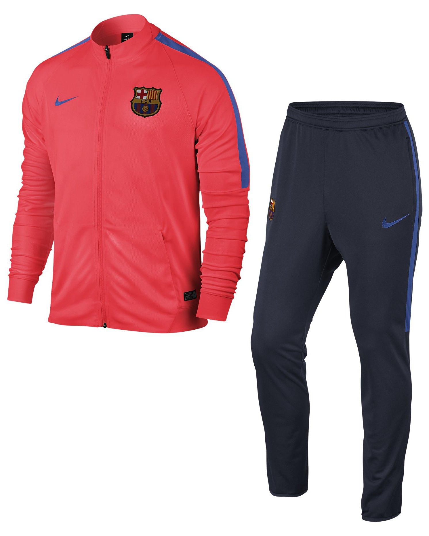 Souprava Nike FCB M NK DRY TRK SUIT SQD K