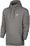 Mikina s kapucí Nike M NSW HOODIE HZ FLC CLUB