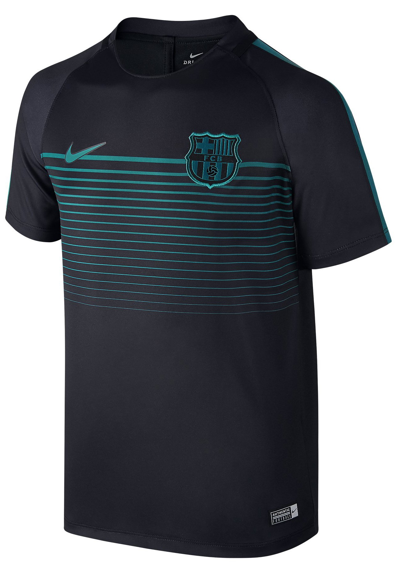 Tréninkové tričko Nike FC Barcelona