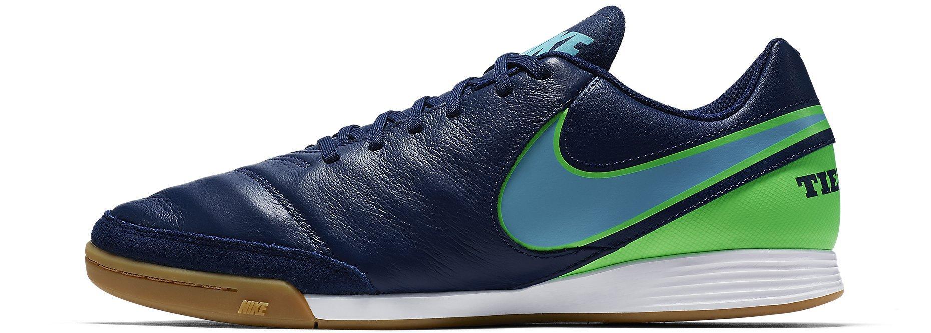 Sálové kopačky Nike Tiempo Genio II Leather