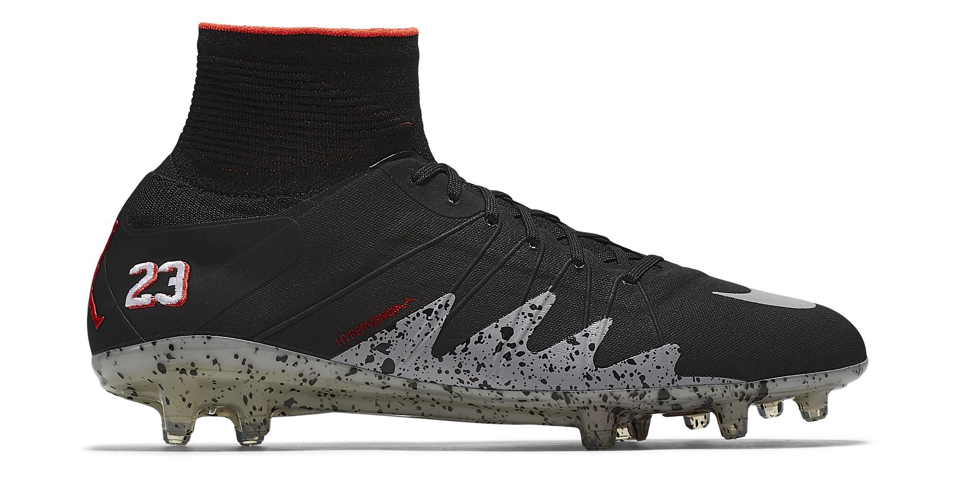 Kopačky Nike Hypervenom Phantom II Neymar JR x Jordan FG