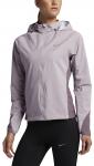 Bunda s kapucí Nike W NK HPR-SHLD JKT HD ZONED