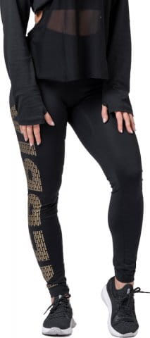 Gold NEBBIA print TIGHT