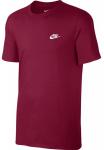 Triko Nike M NSW TEE CLUB EMBRD FTRA