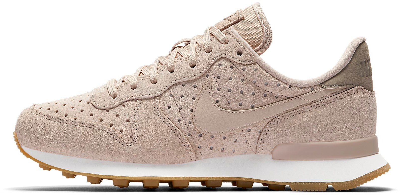 nike w internationalist prm zwart