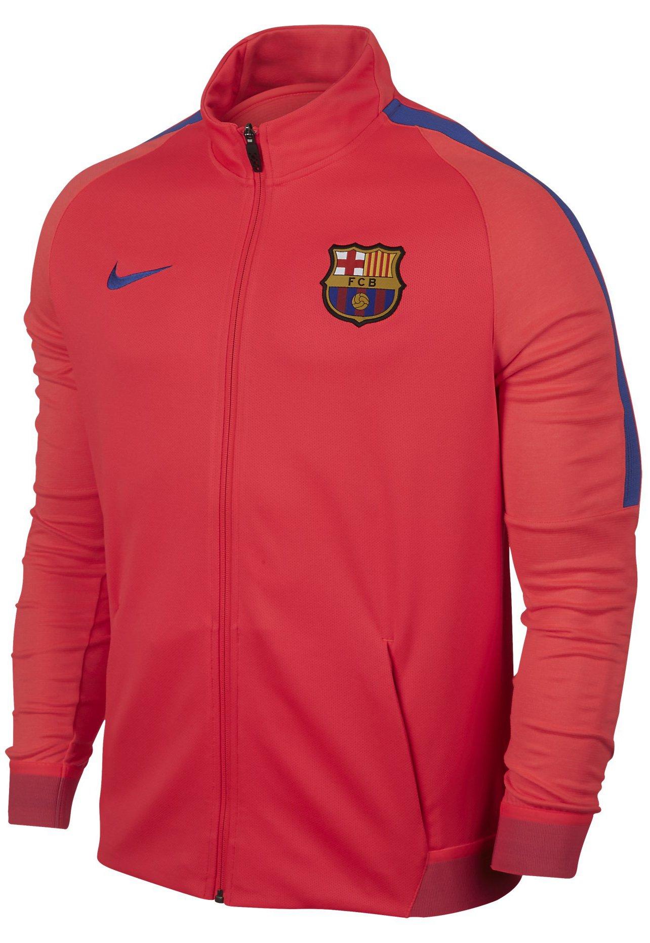 Nike FC Barcelona 16/17 Dry Strike Track Jacket